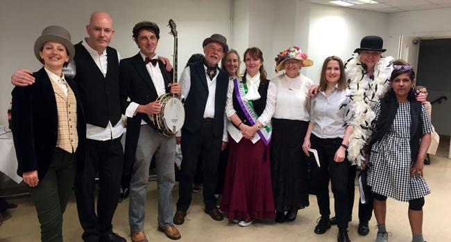 Join The London Music Hall Choir
